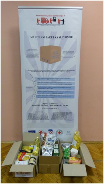 humanitarni paket 1